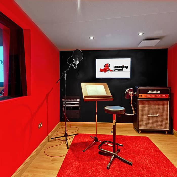 sounding sweet recording studios pro recording studios equipment uk